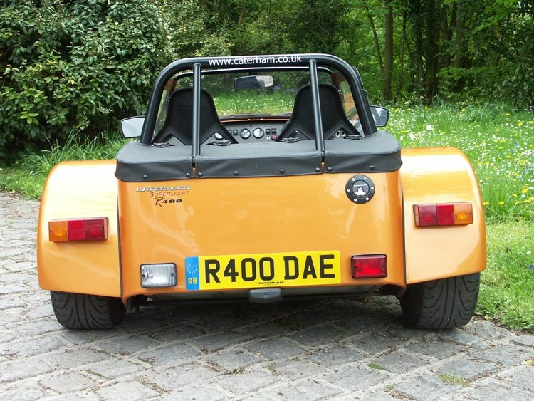 Caterham 2007 R400 Duratec 210 bhp For Sale | Woodcote